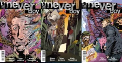 Neverboy Lot 1 2 3