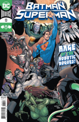 Batman Superman Vol 2 #13 Cover A David Marquez