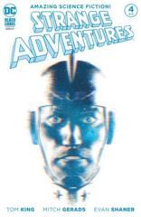 Strange Adventures Vol 5 #4 (Of 12) Cover B Evan Shaner Variant