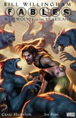 Fables Werewolves Of The Heartland TPB