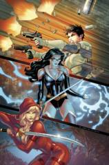 GFT Realm War #12 (Of 12) A Cover Ortiz (AOFD)