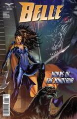 Belle Horns Of The Minotaur One-Shot Cover A Caanan White