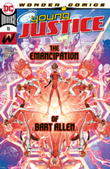 Young Justice Vol 3 #16 Cover A John Timms