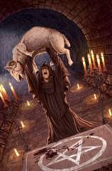 GFT Satans Hollow #3 (Of 5) A Cover Cacau