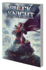 Black Knight Fall Of Dane Whitman TPB