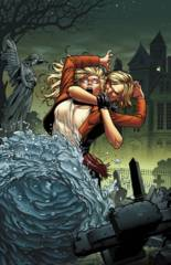 GFT Grimm Fairy Tales #111 Mad Hatter A Cover Chen