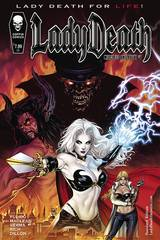 Lady Death Merciless Onslaught #1 Standard Cover