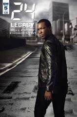 24 Legacy Rules Of Engagement #5 (Of 5) Cover B Photo