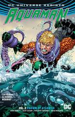Aquaman Vol 3 Crown Of Atlantis TPB (Rebirth)
