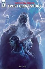 Dungeons & Dragons Frost Giants Fury #5 1:10 Variant