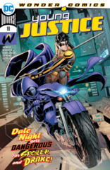 Young Justice Vol 3 #18 Cover A John Timms