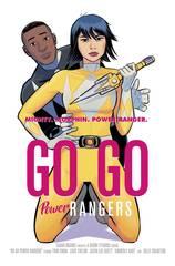 Go Go Power Rangers #2 1:25 Variant Bustos Homage Var