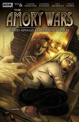 Amory Wars Good Apollo #6 (Of 12)