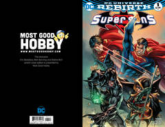 Super Sons #1 MGH Exclusive EBAS Variant (REBIRTH)