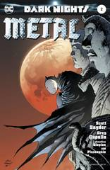 Dark Nights Metal #2 (Of 6) Andy Kubert Variant