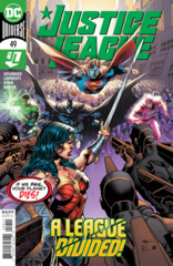 Justice League Vol 4 #49 Cover A Eddy Barrows