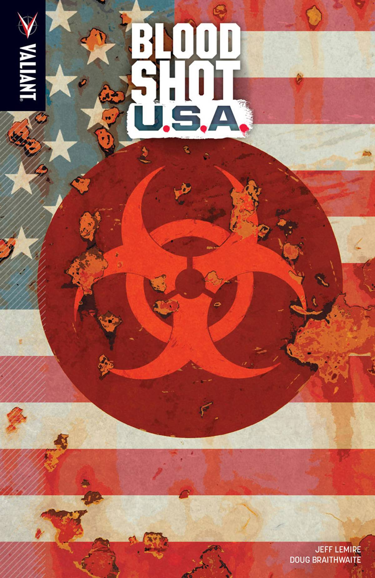 Bloodshot Usa TPB