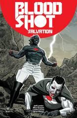 Bloodshot Salvation #1 Cover E 1:20 Variant Interlock Smallwoo