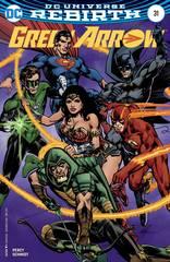 Green Arrow #31 Variant (REBIRTH)