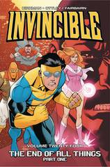 Invincible Vol 24 End Of All Things Part 1 TPB