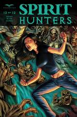 Spirit Hunters #12 (Of 12) Cover A Goh
