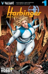 Harbinger Renegade #1 MGH Exclusive Mike Krome Variant