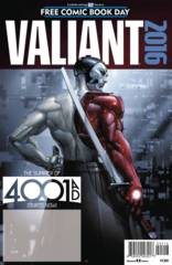 FCBD 2016 Valiant 4001 AD Special