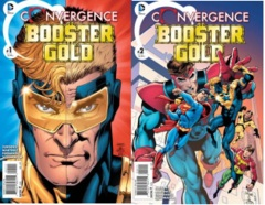 Convergence Booster Gold Lot 1 2 Set