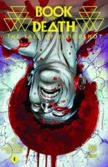Book Of Death Fall Of Bloodshot #1 2nd Printing