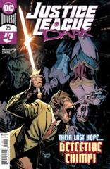 Justice League Dark Vol 2 #25 Cover A Yanick Paquette