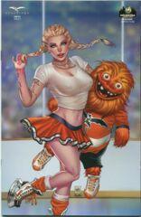 Gretel #3 Cover E Mike Krome WW Philly Exclusive LTD 250