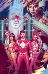 Mighty Morphin Power Rangers #19 1:20 Variant Morris Incv