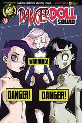 Danger Doll Squad #1 Cover D Mendoza Risque