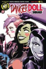 Danger Doll Squad #1 Cover E Winston Young