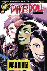Danger Doll Squad #1 Cover F Winston Young Risque