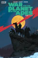 War For Planet Of The Apes #4 (Of 4)
