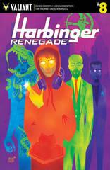 Harbinger Renegade #8 Cover D 1:20 Variant Veregge