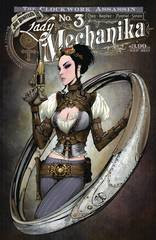 Lady Mechanika Clockwork Assassin #3 (Of 3) Cover A
