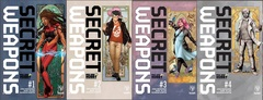 Secret Weapons Lot 1 2 3 4 MGH Exclusive Broomall Set
