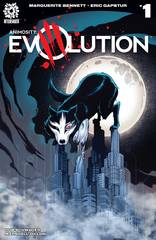 Animosity Evolution #1 Cover A Gapstur