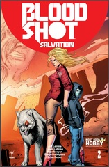 Bloodshot Salvation #2 MGH Exclusive Jen Broomall Variant