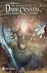 Jim Henson Power Of Dark Crystal #8 (Of 12) Subscription Takeda