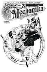 Lady Mechanika Clockwork Assassin #3 (Of 3) 1:10 Variant