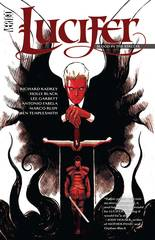 Lucifer Vol 3 Blood In The Streets TPB