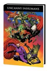 Uncanny Inhumans Vol 2 HC