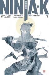 Ninja-K #1 Cover D 1:50 Variant Incv Icon Var Mack
