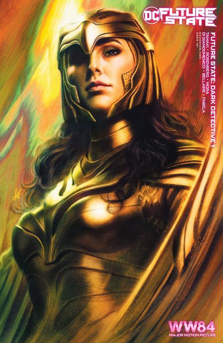 Future State Dark Detective #1 (Of 4) Cover C Wonder Woman 1984 Artgerm Variant