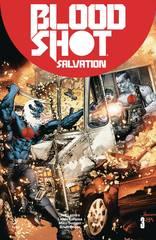 Bloodshot Salvation #3 Cover C Battle Damaged Anacleto