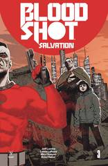 Bloodshot Salvation #3 Cover D 1:20 Variant Interlock Var Smallwood