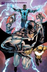 Batman And The Outsiders Vol 3 Cover B Shane Davis Variant